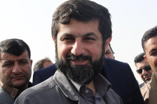 بازدید استاندار محترم استان خوزستان از پروژه مجتمع مسکونی نفت