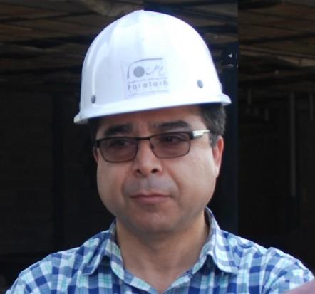 گزارش  سرپرست دستگاه نظارت از روند اجرایی پروژه مجتمع مسکونی نفت