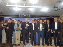 کسب رتبه تعاونی برتر در چهاردهمین جشنواره تعاونی های برتر استان